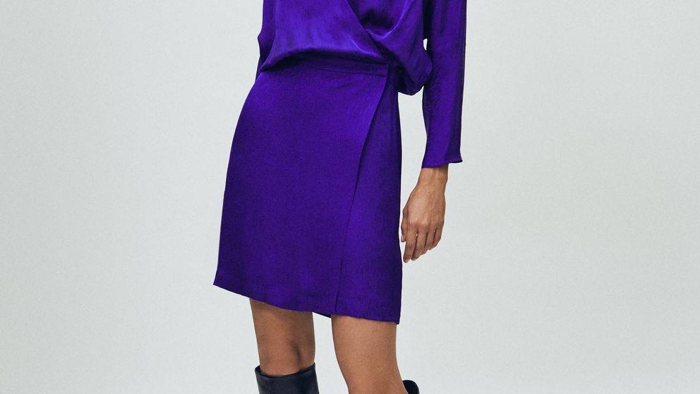 El vestido de la invitada perfecta de entretiempo ha llegado a Massimo Dutti