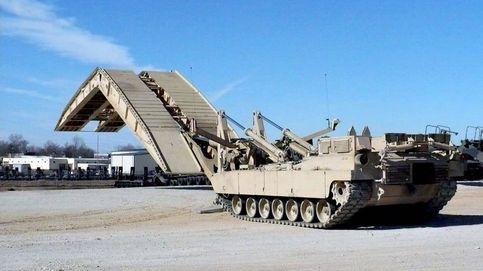 El nuevo 'tanque-puente': EEUU relanza el blindado más extraño nacido en la IIGM