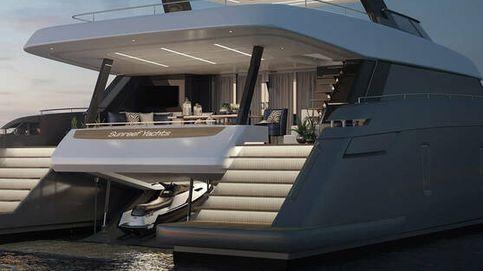 Rafa Nadal consigue un nuevo triunfo... a través de su lujoso catamarán