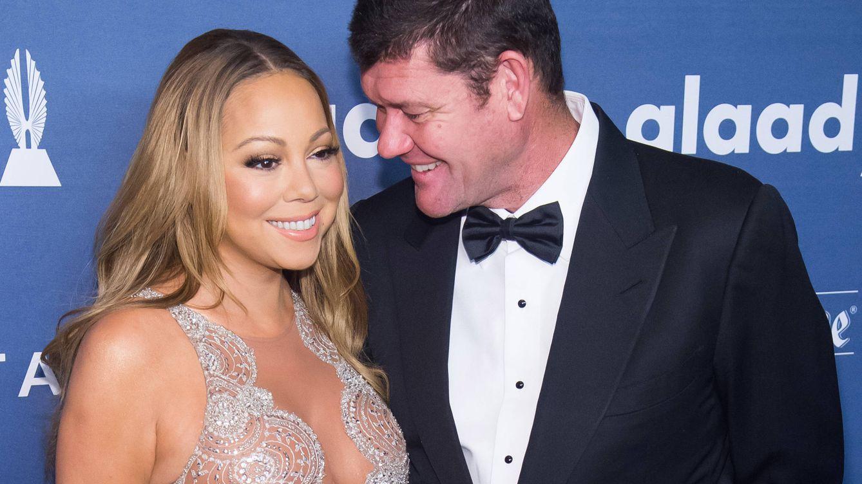 Foto: Mariah Carey y James Packer (Gtres)