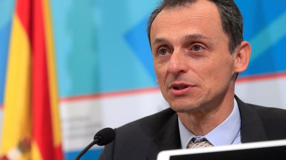 Foto: El ministro de Ciencia, Innovación y Universidades Pedro Duque. (EFE)