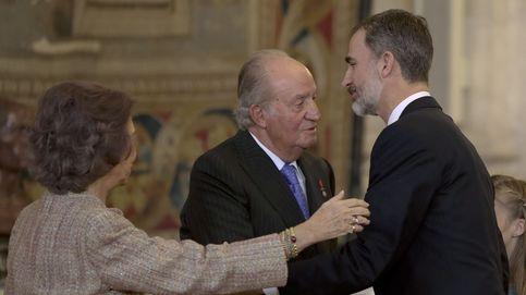 El Rey traslada a su heredera el compromiso de la Corona con España