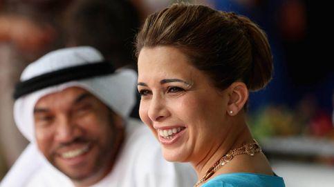 Sigue la polémica del divorcio de Haya y el emir de Dubái: sonrisas ella, caballos él