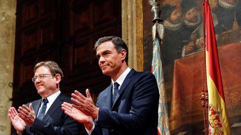 Del 10% de inversiones a deuda de la Marina: Sánchez y Puig repiten pacto en los PGE