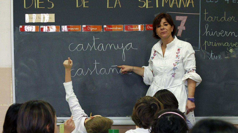 Inmersión lingüística: Cataluña no es Groenlandia, pero se le parece
