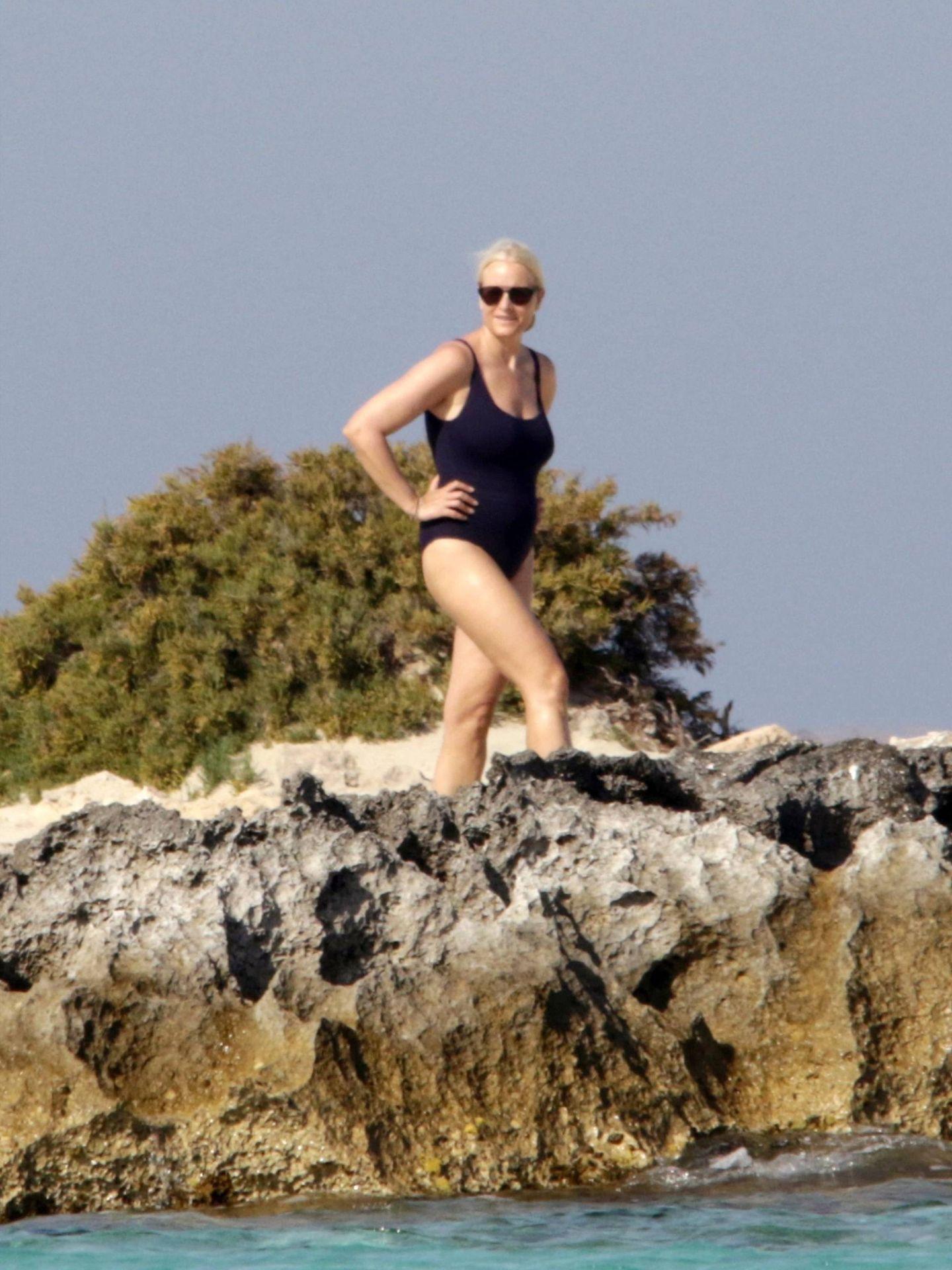 Mette-Marit en Formentera. (Vanitatis)