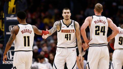 Juancho Hernangómez despega en busca de un nuevo contrato en la NBA
