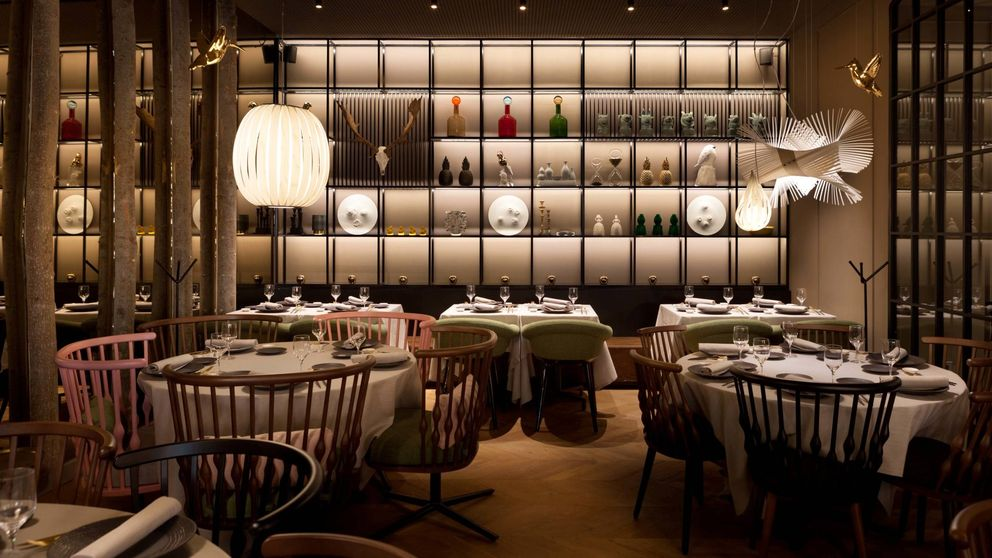 Tres restaurantes elegantes y sofisticados de Madrid que tienes que conocer ya