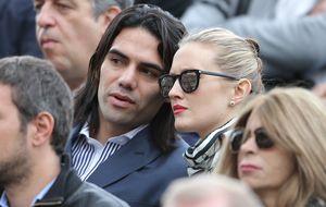 Radamel Falcao y Lorelei Tarón serán padres por segunda vez