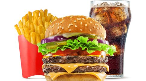 El engaño de los 'fast food': son más perjudiciales ahora que hace 30 años