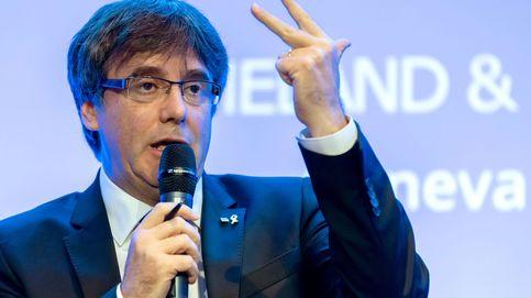 La última del 'procés': Puigdemont, premio Kennedy al político más valiente