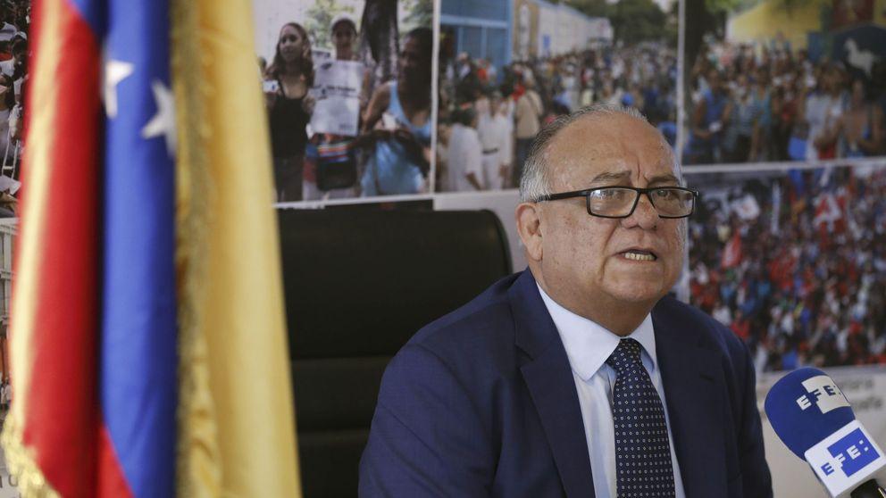 El embajador de Venezuela en España desoye a Guaidó: Sigo con mi función