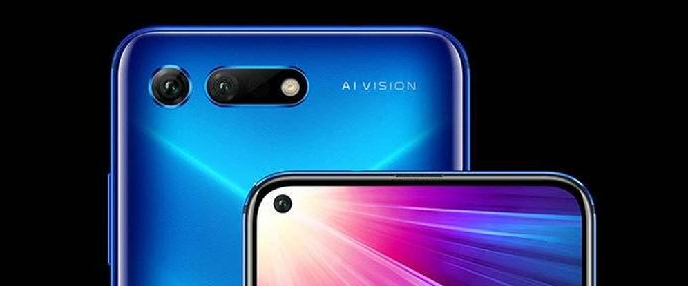 Foto: Honor View 20. (Honor)