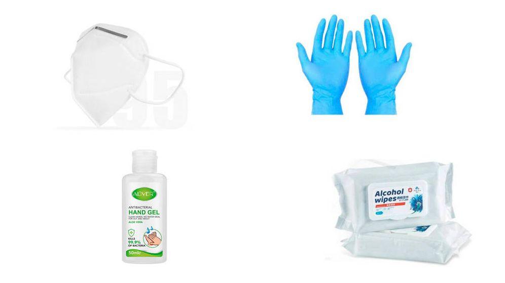 Foto: El botiquín esencial para luchar contra el coronavirus en casa