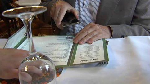 La tecnología que permite a los ciegos leer las cartas de los restaurantes