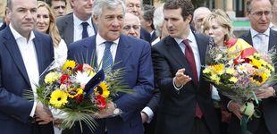 Post de El Grupo del Partido Popular Europeo muestra su apoyo público a Casado