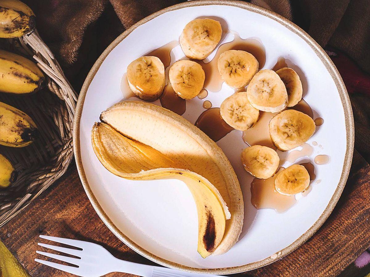 Foto: Adelgaza con la dieta del plátano y la leche. (Eiliv-Sonas Aceron para Unsplash)