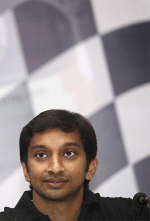 Karthikeyan será el segundo piloto de HRT