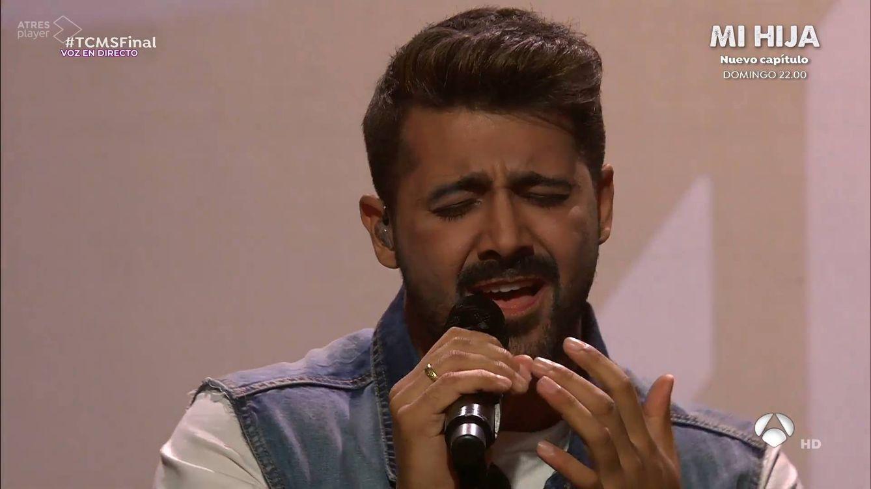Jorge González gana una reñida gran final de 'Tu cara me suena 8': Los sueños se cumplen