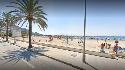 Muere uno de los dos niños que rescataron en la playa de La Punta de Roses (Girona)
