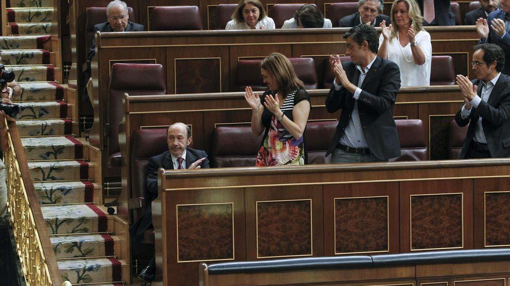 Los españoles merecen un Gobierno que no les mienta: las mejores frases de Rubalcaba