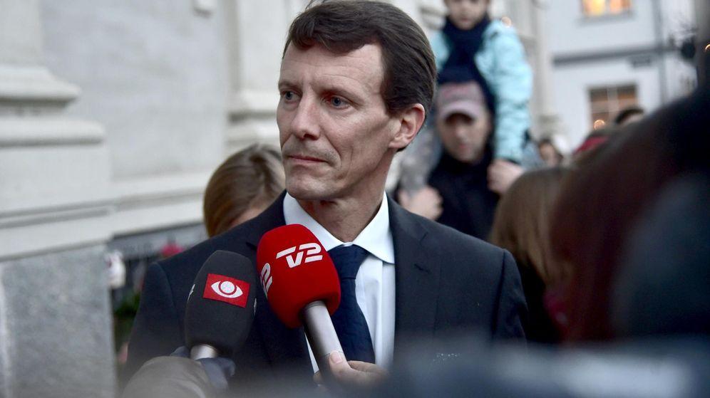 Foto: El príncipe Joaquín, en una imagen de archivo. (Reuters)