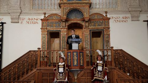 Sergio Ramírez dedica el 'Cervantes' a los nicaragüenses asesinados