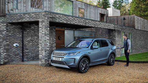 Los Land Rover de acceso también con mecánica híbrida enchufable