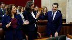 Siga en directo el debate de investidura en Andalucía