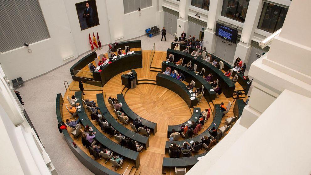 Una concejal de Ciudadanos acusa a Ahora Madrid de parecerse al régimen nazi