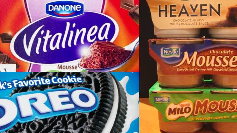 Nestlé, Danone y Oreo son algunas de las multinacionales que han recurrido a marcas negras.