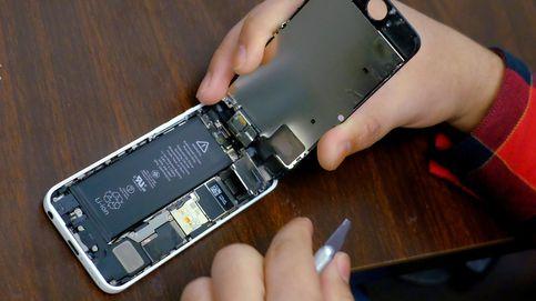 Olvídate de cambiar la batería del iPhone en un sitio no oficial: Apple bloqueará tu móvil