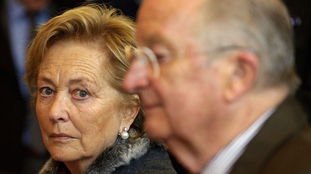 La casa real de Bélgica 'mata' por error a la reina Paola