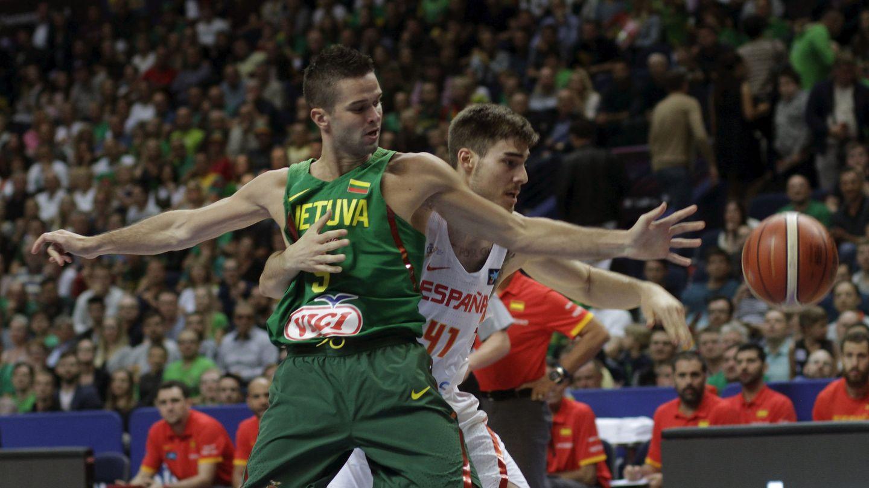 Lituania ha subido al podio en los dos últimos EuroBasket. (EFE)
