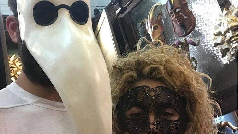 Gerard Piqué y Shakira, por fin juntos... ¿a lo 'Eyes wide shut'?