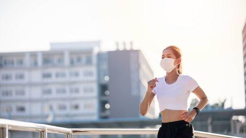 La razón por la que hacer ejercicio intenso con mascarilla puede ser peligroso