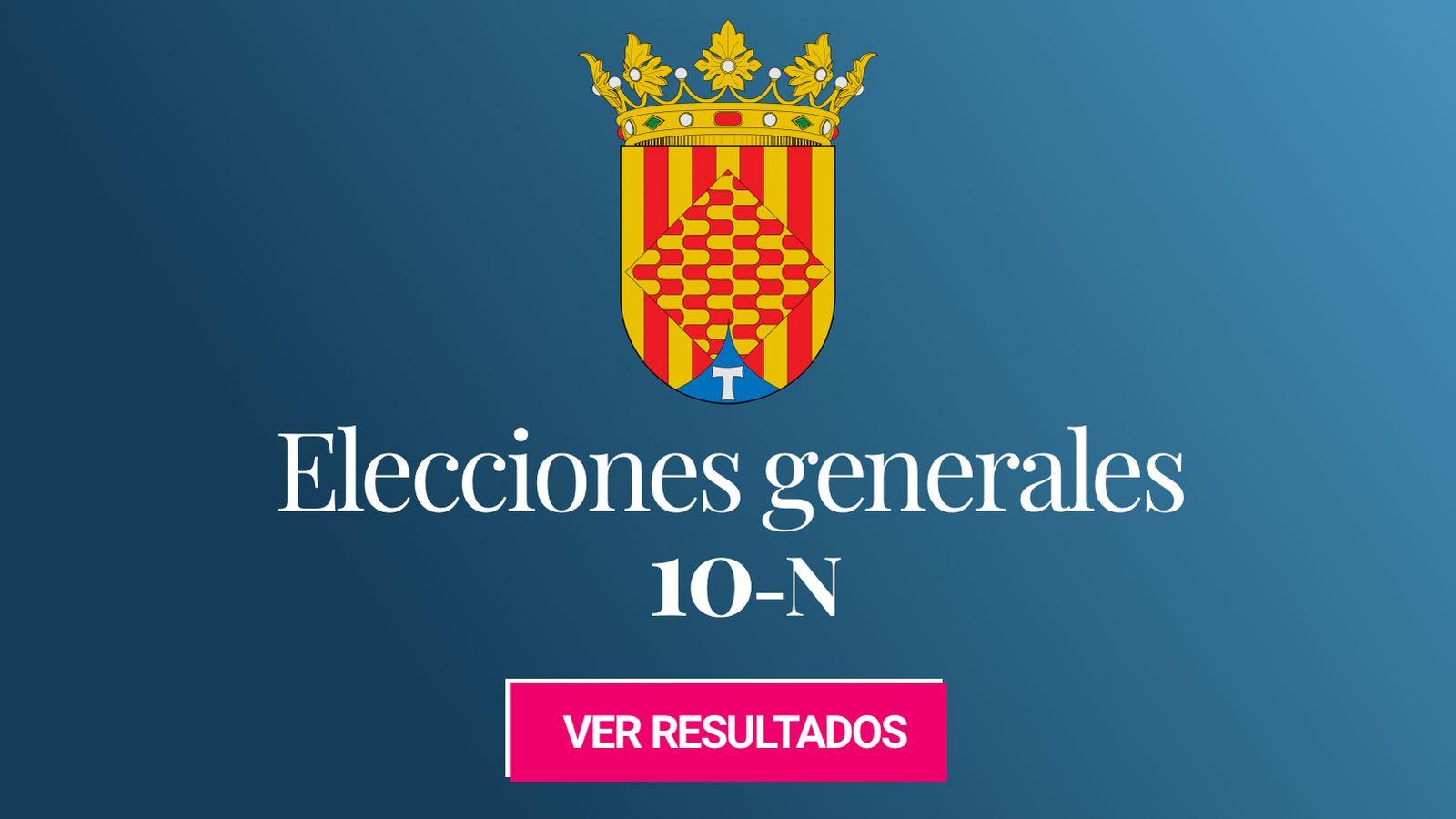 Foto: Elecciones generales 2019 en la provincia de Tarragona. (C.C./HansenBCN)