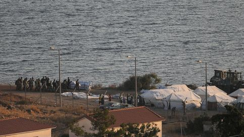 Los migrantes evacuados de Moria exigen que se les permita salir de Lesbos