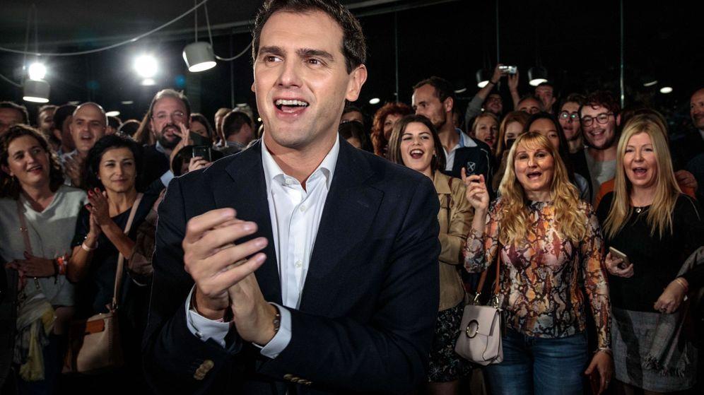 Foto: Albert Rivera podría ser el gran perjudicado de los comicios del 10-N en las circunscripciones valencianas. (EFE)