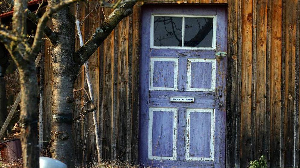 Foto: Esta podría ser la puerta de tu nueva caseta de jardín (Foto: Pixabay)