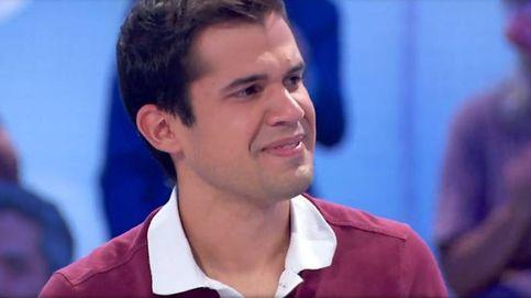 Las lágrimas de Nacho Mangut en su eliminación de 'Pasapalabra': Gracias
