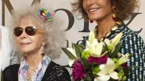 Naty Abascal añora a la duquesa de Alba