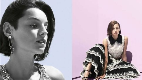 Emma Corrin interpreta a Lady Di, pero ella misma es un icono de moda