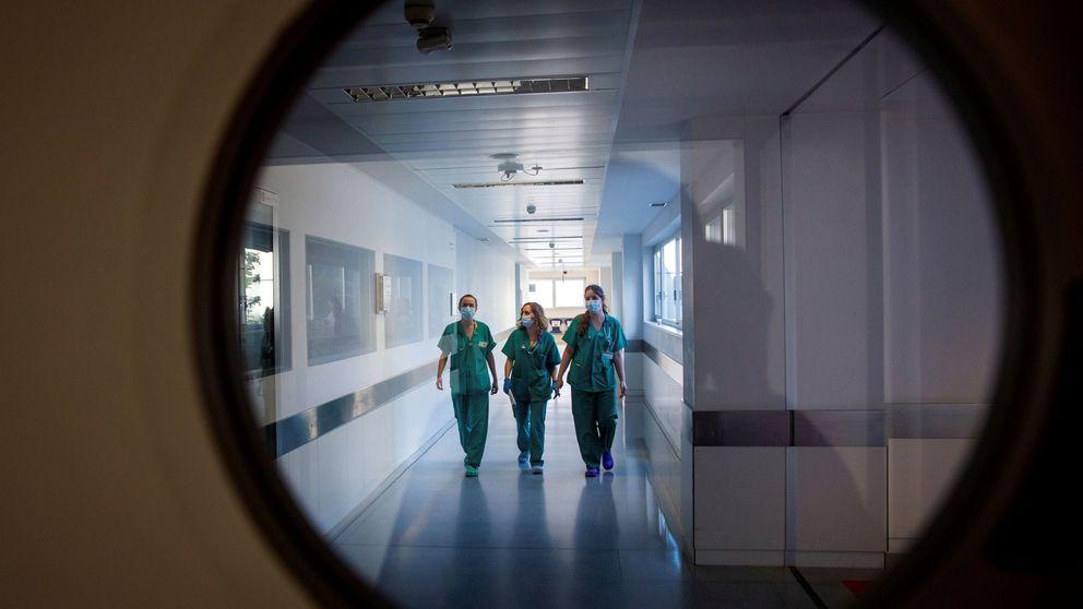 Unos 600 sanitarios extranjeros piden poder trabajar en España contra el covid