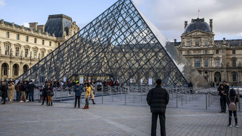 El Louvre. (EFE)