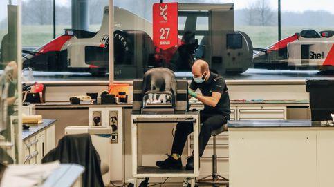 Crear un F1 en tiempos de covid: cuando el bebé berrea mientras diseñas un alerón
