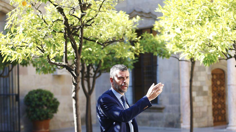 Foto: El 'conseller' de Empresa, Santi Vila. (EFE)