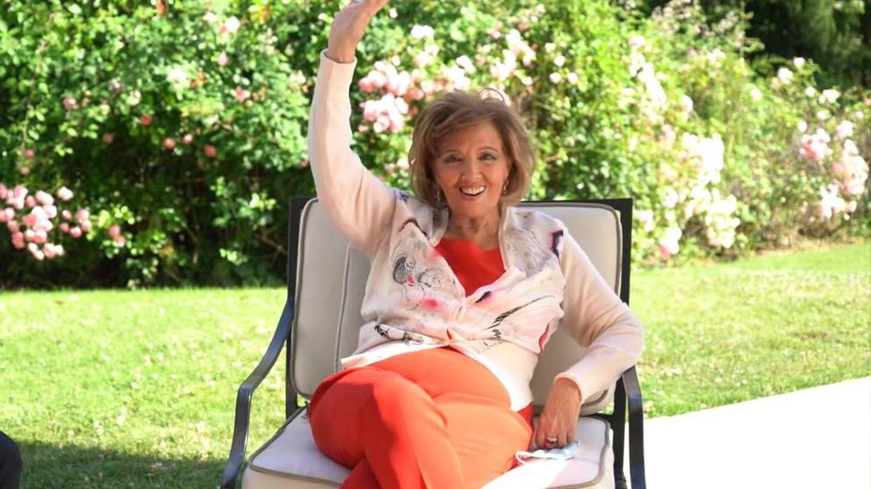 María Teresa Campos. (Youtube)