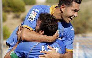Miku da la victoria al Getafe y salva a Luis García de las críticas