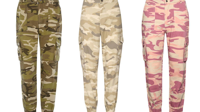 Pantalones cargo de Primark. (16 euros).